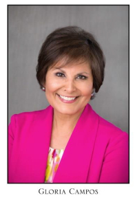 Gloria Campos - Keynote Speaker Mentor Recognition Luncheon 2016